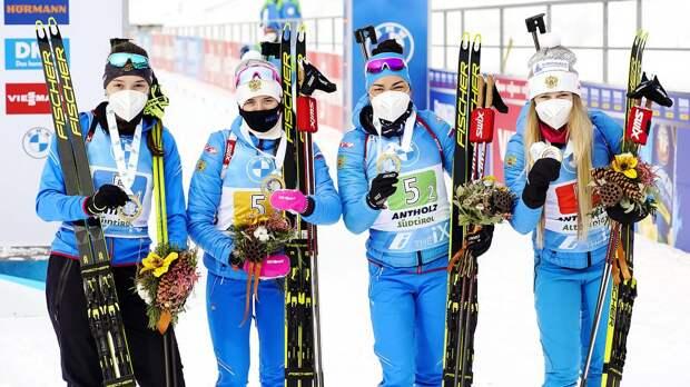 Россию снова обвинили в допинге, теперь в биатлоне