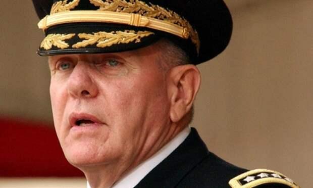 Американский генерал: Мы не потерпим, чтобы Россия снова забралась на мировую сцену и была на равных с США