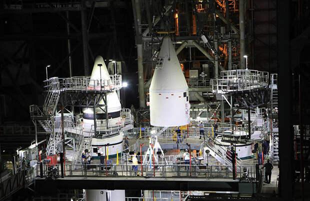 SpaceX получила контракт NASA почти на $3 млрд по доставке астронавтов на Луну