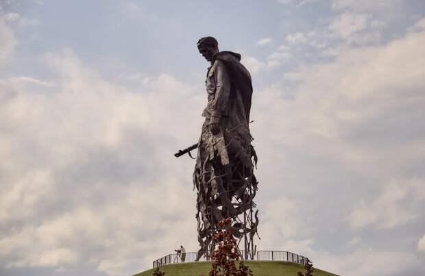 На территории Ржевского мемориала в Тверской области откроют парк