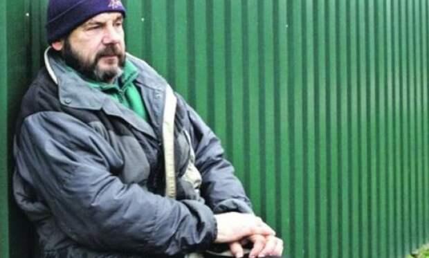 Сергей Подгорный в старости