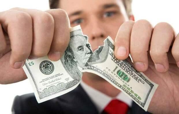 США намерены ликвидировать наличный доллар