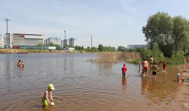 Невыносимо жарко будет в выходные в Нижнем Новгороде