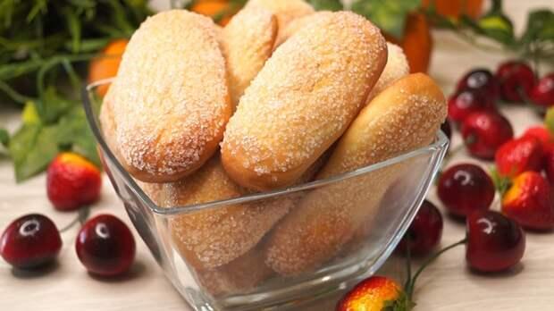 Быстрое Печенье на кефире. Печенье, Рецепт, Видео рецепт, Видео