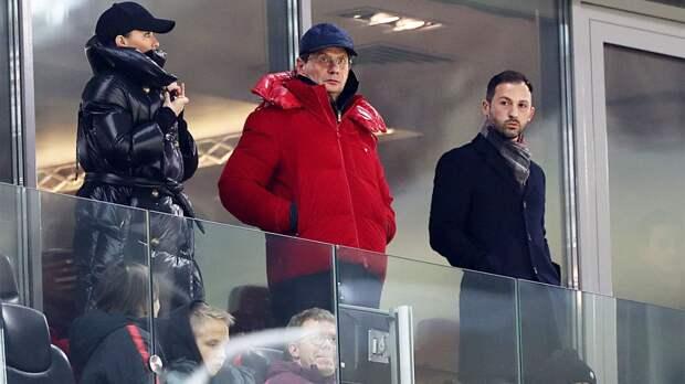 Камоцци: «В «Спартаке» спрашивали мои рекомендации по одному тренеру. Это не Фонсека»