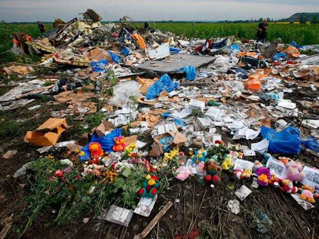 Правда окрушении MH17 представляет опасность для заокеанских хозяев Украины