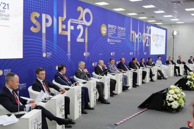 Приятные сюрпризы ПМЭФ-2021: еда, мероприятия, интересные встречи