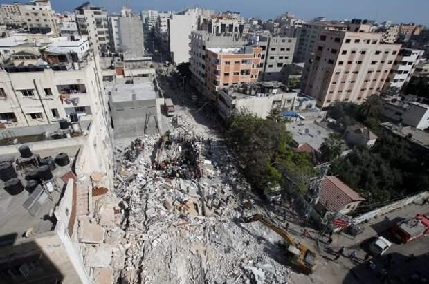 Главы МИД ЕС обсудят ситуацию вокруг палестино-израильского обострения