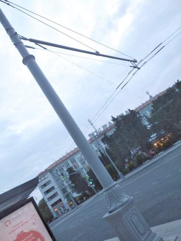 На двухмиллиардной реконструкции в центре Севастополя вскрылась халтура