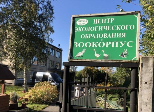 Губернатор Петербурга побывал в уникальном образовательном учреждении для детей