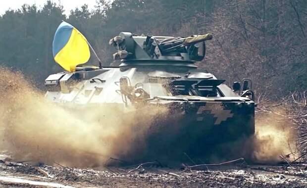 Опасные иллюзии: «нерушимая оборона» Украины рухнет за три дня