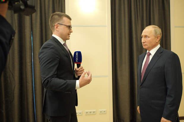 Путин рассказал о проблемах в избирательной системе США