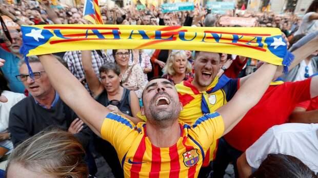 Голос Мордора: Политолог Марков и десять тысяч российских солдат на страже каталонской независимости