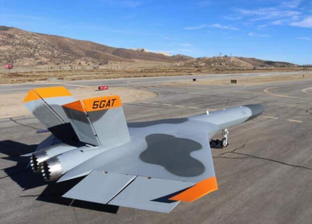 Воздушную мишень пятого поколения предложили сделать беспилотным ведомым