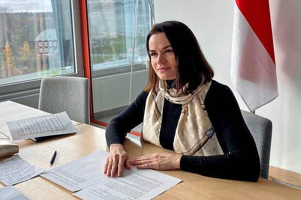 Тихановская пригрозила аннулировать договорённости Минска с Москвой