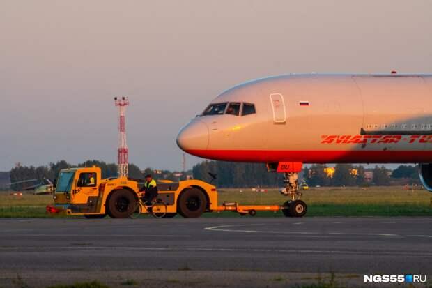 В Омске остался всего один заграничный курортный рейс — в Турцию