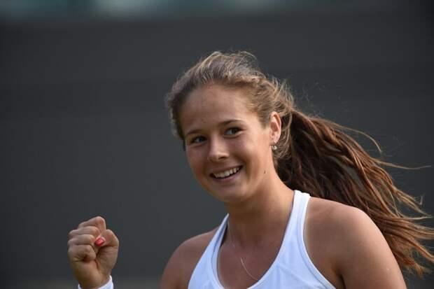 Три российских теннисистки победами открыли сезон на турнире в Абу-Даби
