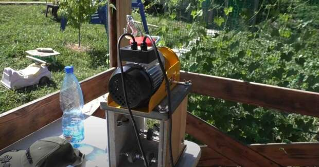 Как сделать подъемный кран для стройки