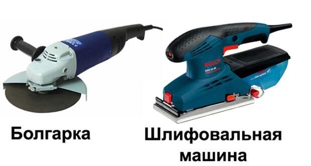 Чем отличается шлифовальная машина от болгарки? Рассказываю об их особенностях