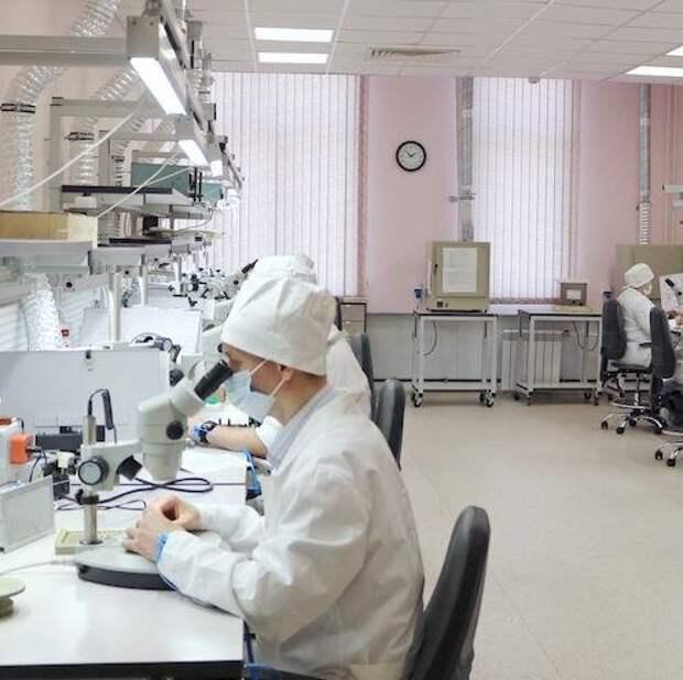 НИИ электронных приборов внедрил новое контрольно-аналитическое оборудование