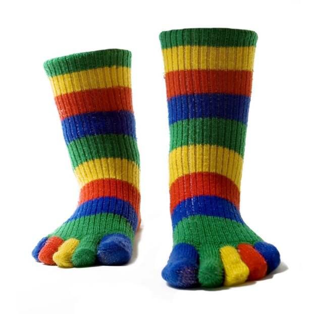 В Лысьве выдают зарплату носками