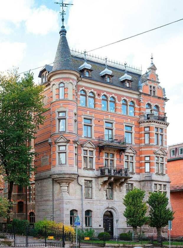 Архитектура: самые красивые и уродливые здания Швеции