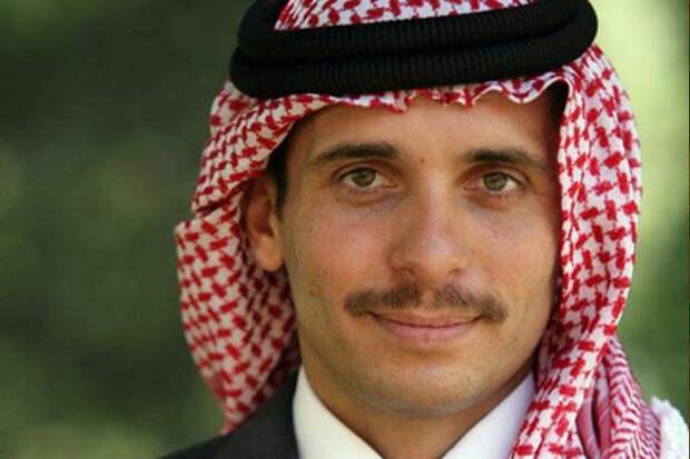 Иорданского принца-заговорщика уличили в связях с «иностранными силами»