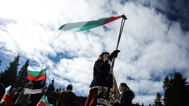 """Болгары отказались """"ненавидеть Россию"""" по указаниям из Вашингтона"""
