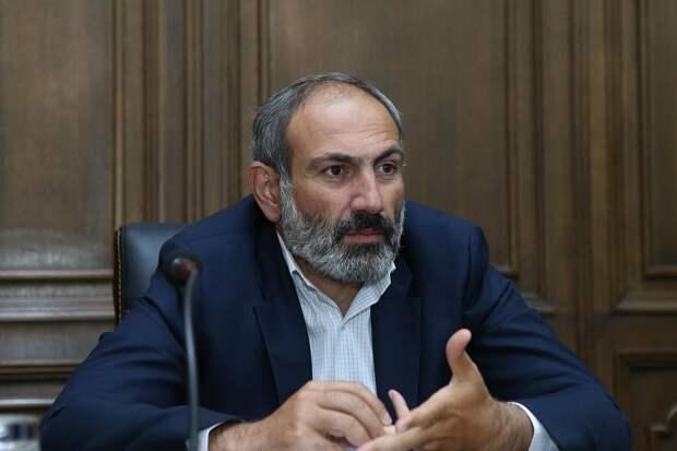 Пашинян: «Напасть на Армению значит напасть на Россию»