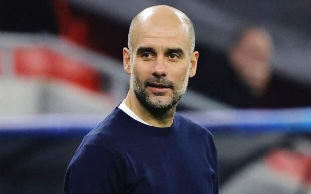 Гвардиола: «Для «Манчестер Сити» победа в чемпионате Англии важнее всего»