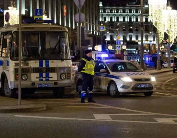 Один человек погиб и пятеро пострадали при стрельбе у здания ФСБ в Москве