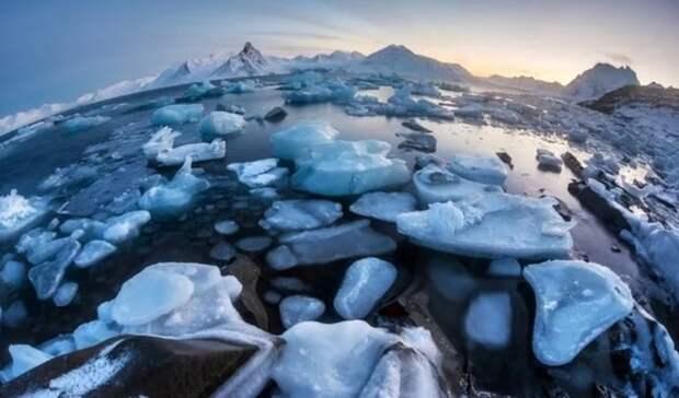 Концепция председательства России вАрктическом совете утверждена