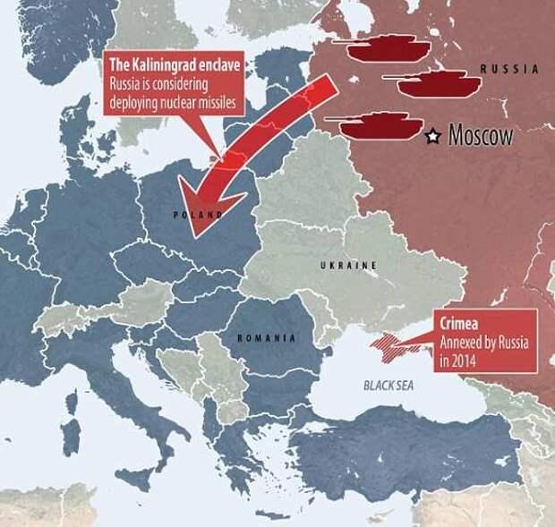 НАТО стоит готовиться к молниеносному захвату Польши Россией