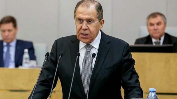 Лавров и президент Словении Пахор согласовали курс на развитие отношений стран