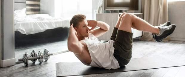 Короткие интенсивные тренировки - быстрый и эффективный способ укрепить здоровье