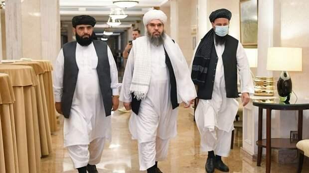 Зачем России талибы?