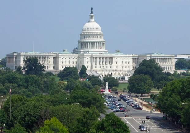 Американская полиция узнала о подготовке захвата Капитолия