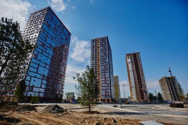 Названы районы крупных городов РФ с завышенными ценами на жилье