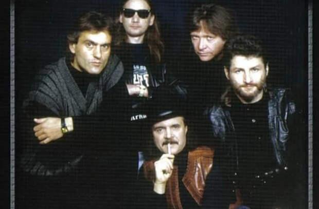 Группа Legenda выступала на одной сцене с Deep Purple и Uriah Heep
