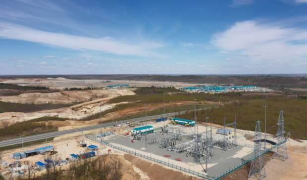На«зеленую» электроэнергию переходит Амурский ГХК