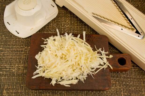 Салат к шашлыку — домашняя заготовка для пикника
