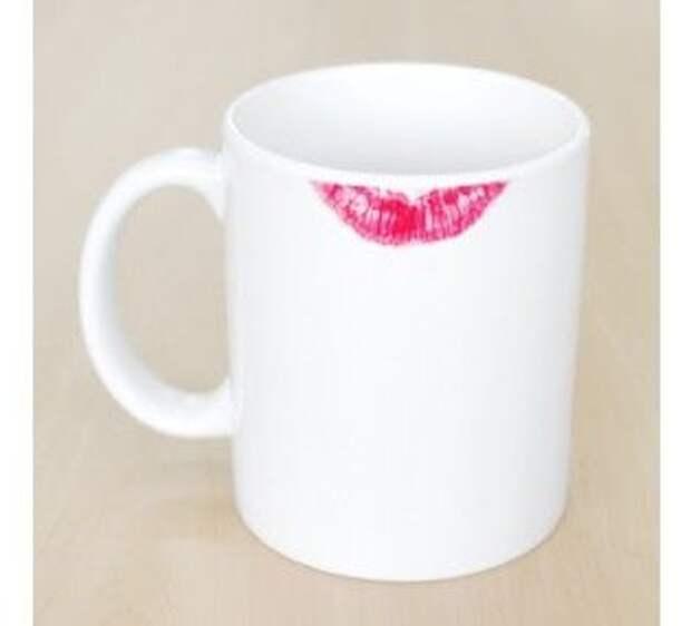 Caneca - Marca de Batom | Mugs, Tea cups, Glassware