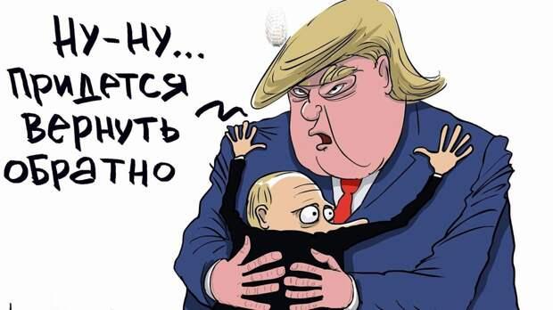 Уйти из Крыма ради G-8? Запад снова в бреду