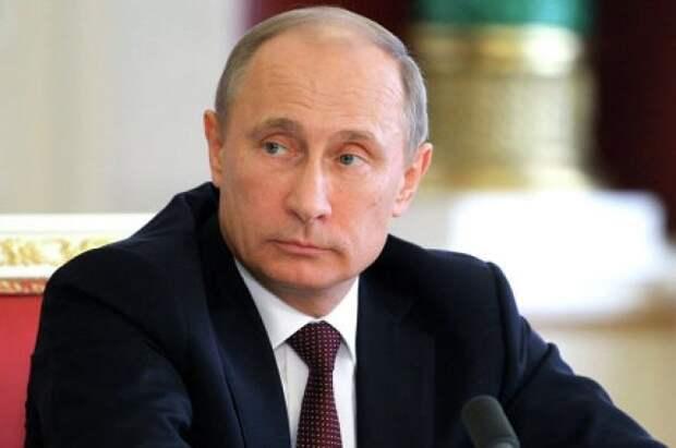 Путин: в РФ недопустимо наличие школ в аварийном состоянии