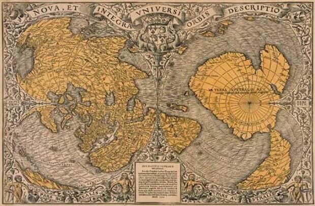 Древние использовали для перемещения по всему миру передовые технологии