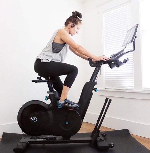 Пять онлайн тренировок в домашних условиях