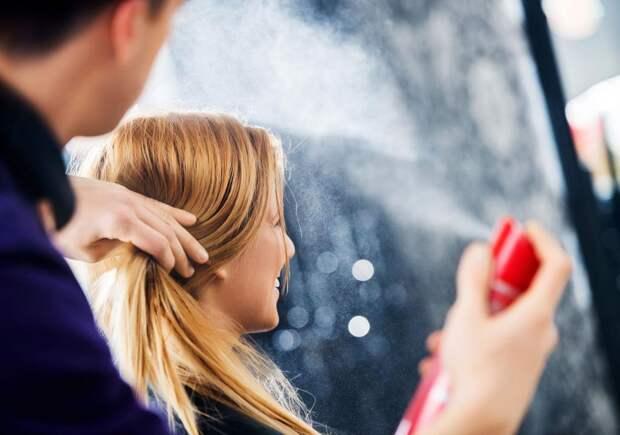 Лак для волос: состав, правила применения, виды лака, выбор лучших и советы парикмахеров