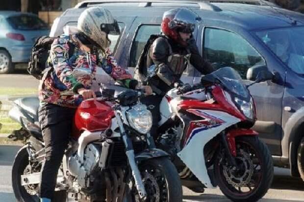 В Тамбове усилят контроль за мотоциклистами