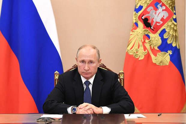 Путин намерен отправить в отставку четырёх министров