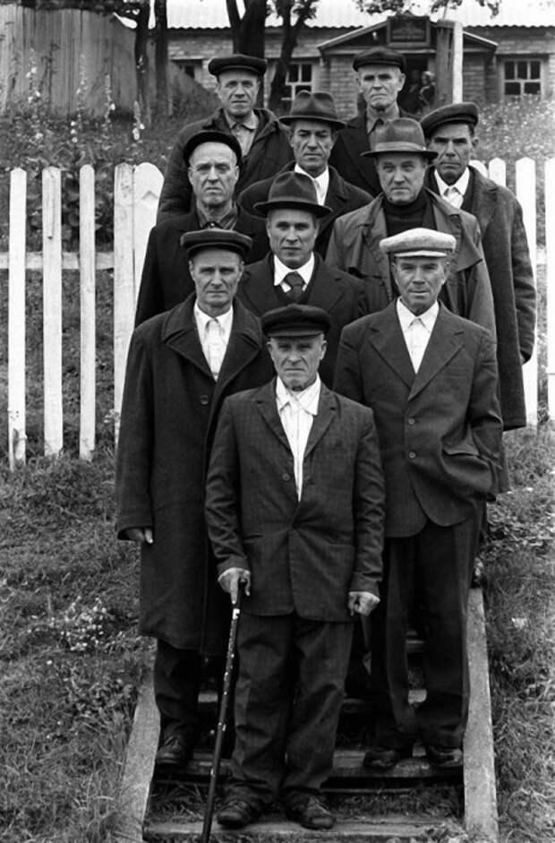 10 братьев Лысенко.